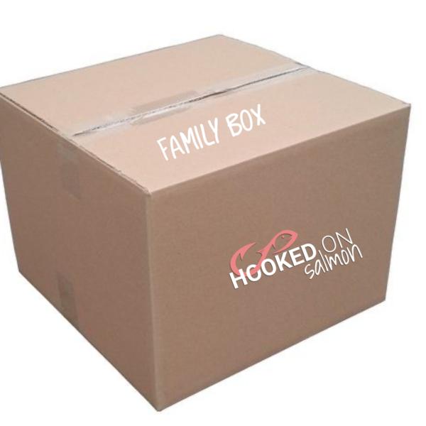 Family Box Salmon